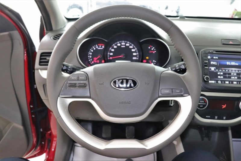Kia Morning 1.2MT 2016 - 9