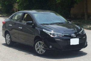 Toyota Vios 1.5AT 2018
