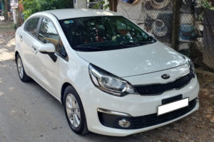Kia Rio Sedan 1.4AT 2016