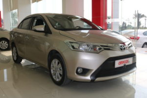 Toyota Vios 1.5AT 2017