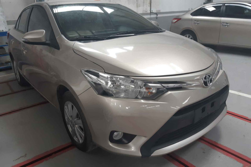 Toyota Vios 1.5AT 2017 - 1