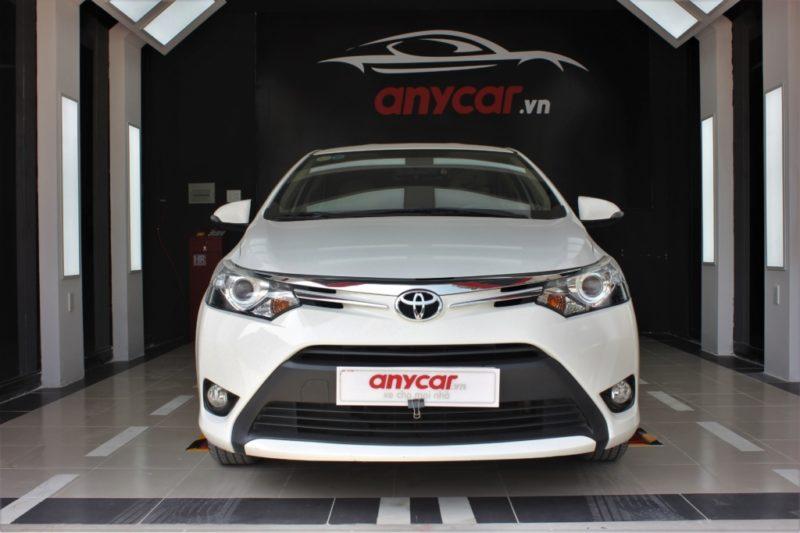 Toyota Vios G 1.5AT 2016 - 2