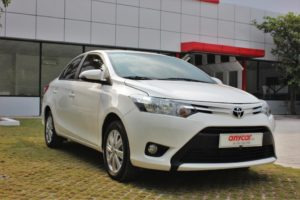 Toyota Vios E 1.5AT 2017