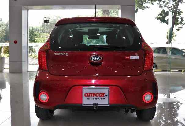 Kia Morning 1.2MT 2016 - 5