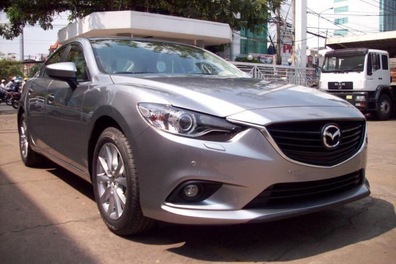 Mazda6 2.0AT 2015 - 1
