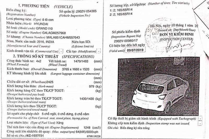 Hyundai Grand i10 1.2MT 2016 - 20