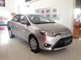 Toyota Vios E 1.5MT 2015