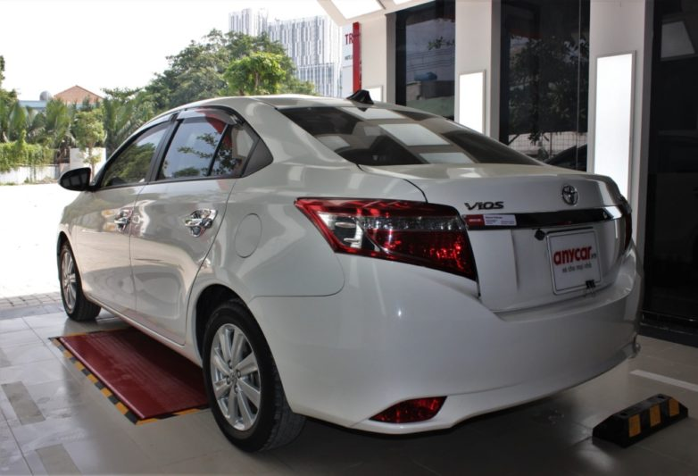 Toyota Vios G 1.5AT 2016 - 6