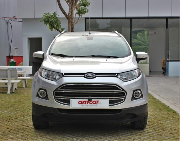 Ford EcoSport 1.5AT Titanium 2015 - 2