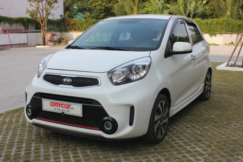KIA Morning Si 1.25MT 2017 - 1