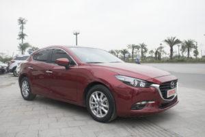 Mazda 3 Facelift 1.5AT 2017