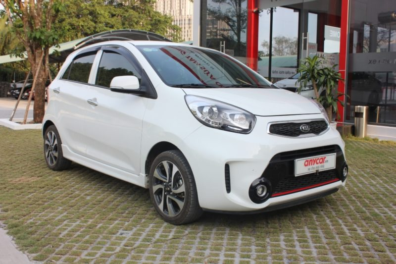 KIA Morning Si 1.25MT 2017 - 3