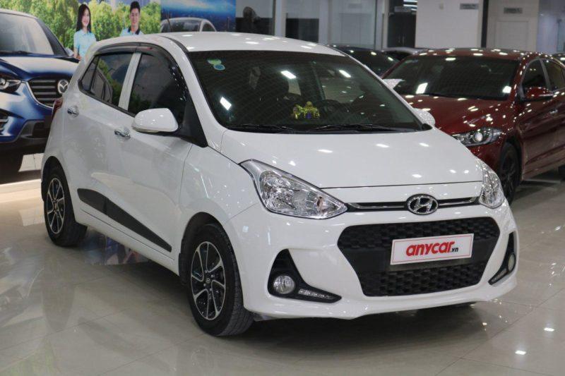Bán xe Hyundai i10 1.2MT 2018 cũ