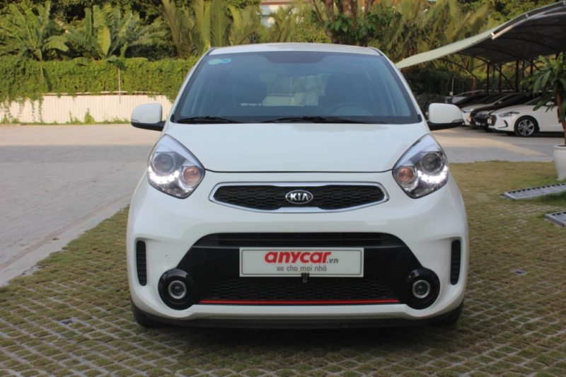 KIA Morning Si 1.25MT 2017 - 2