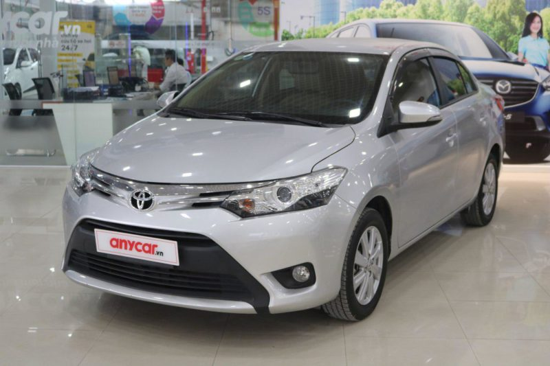 Toyota Vios G 1.5AT 2017 - 3