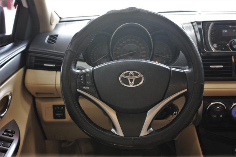 Toyota Vios G 1.5AT 2016 - 9