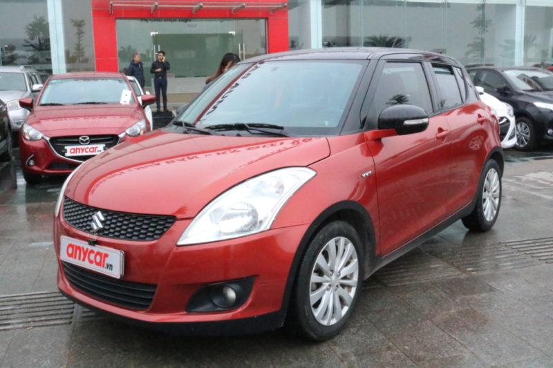 Suzuki Swift 1.4AT 2014 - 3