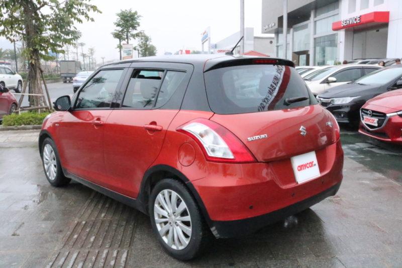 Suzuki Swift 1.4AT 2014 - 5