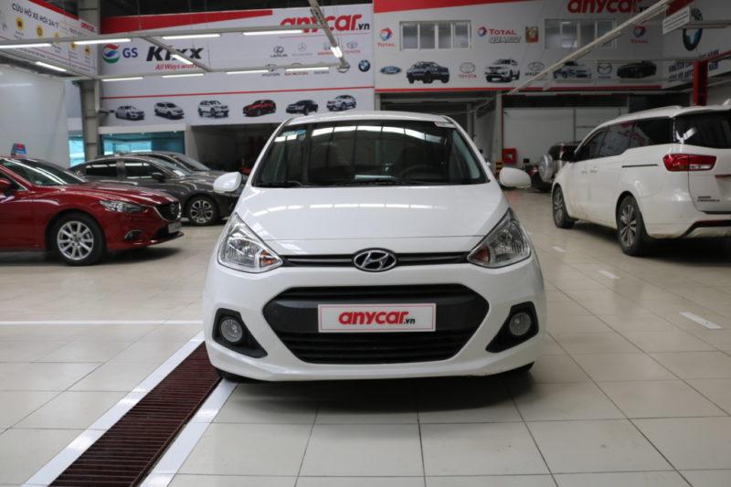 Hyundai Grand i10 1.2MT 2016 - 2