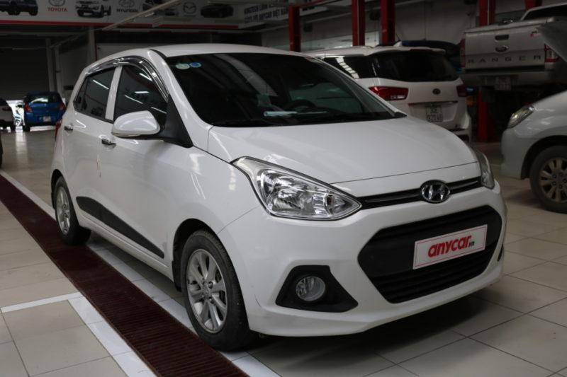 Hyundai Grand i10 1.2MT 2016 - 1