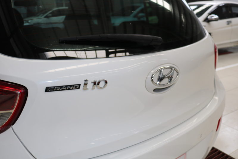Hyundai Grand i10 1.2MT 2016 - 8