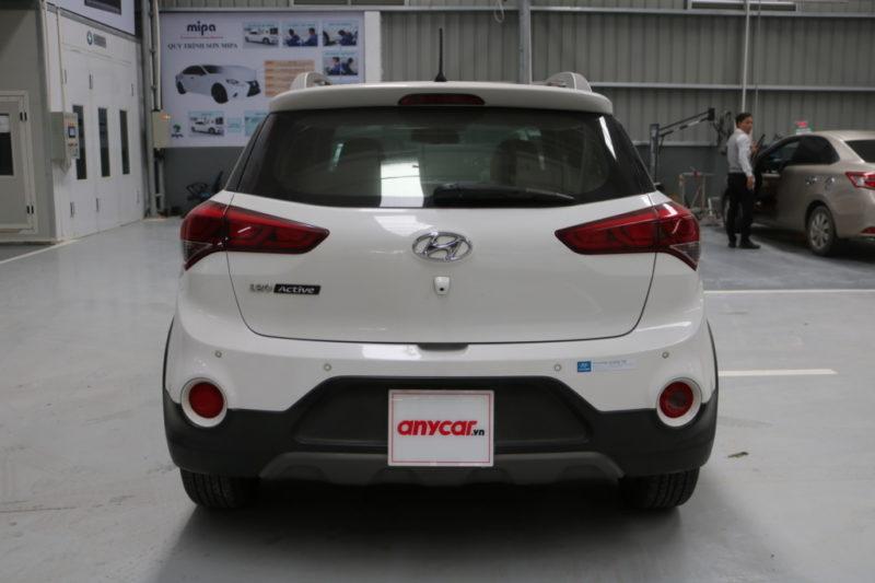 Hyundai i20 1.4AT 2015 - 6