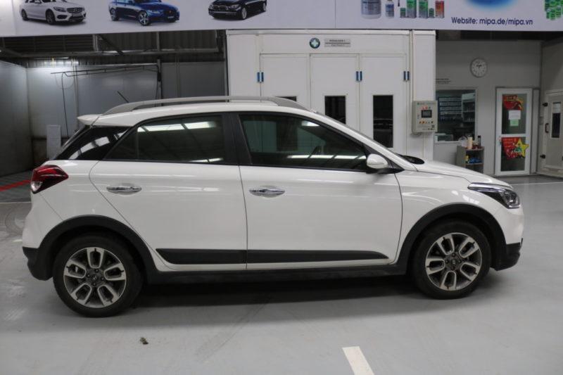 Hyundai i20 1.4AT 2015 - 8