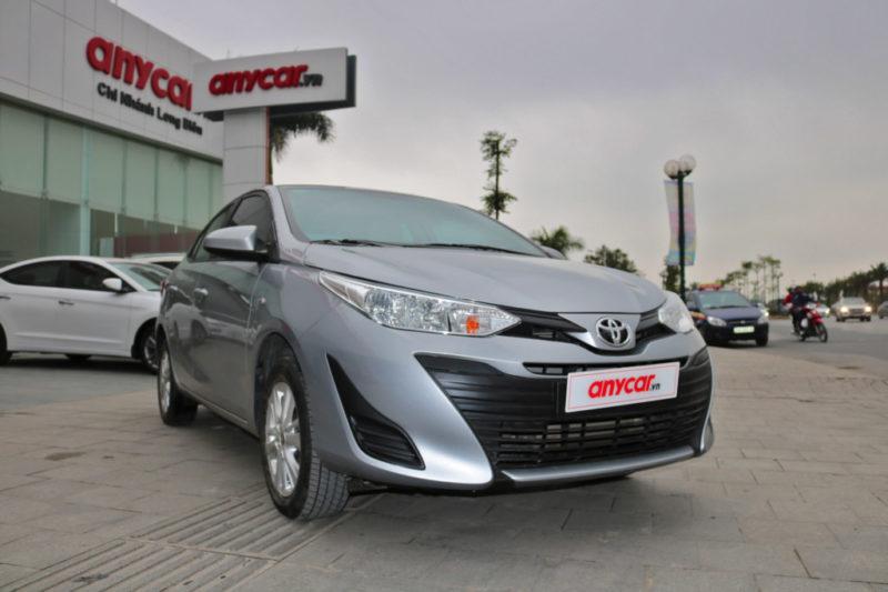 Toyota Vios 1.5MT 2018 - 1
