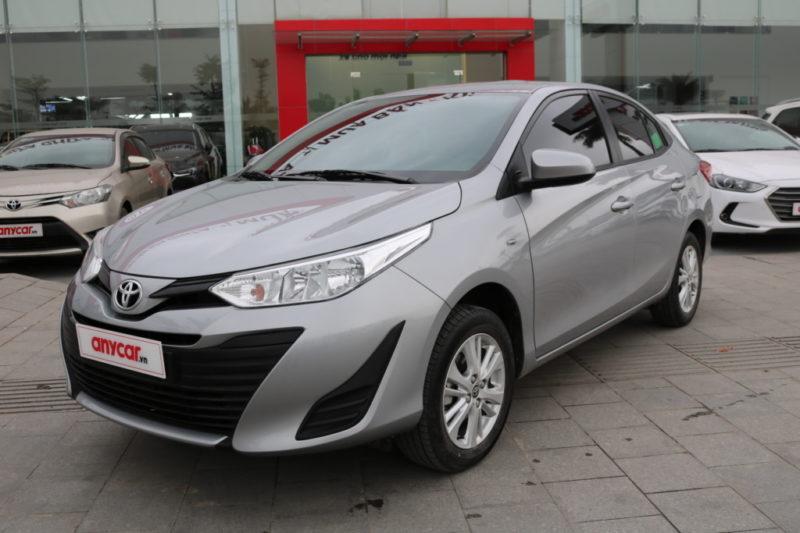 Toyota Vios 1.5MT 2018 - 3