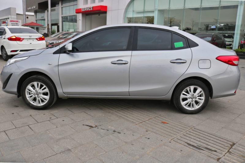 Toyota Vios 1.5MT 2018 - 4