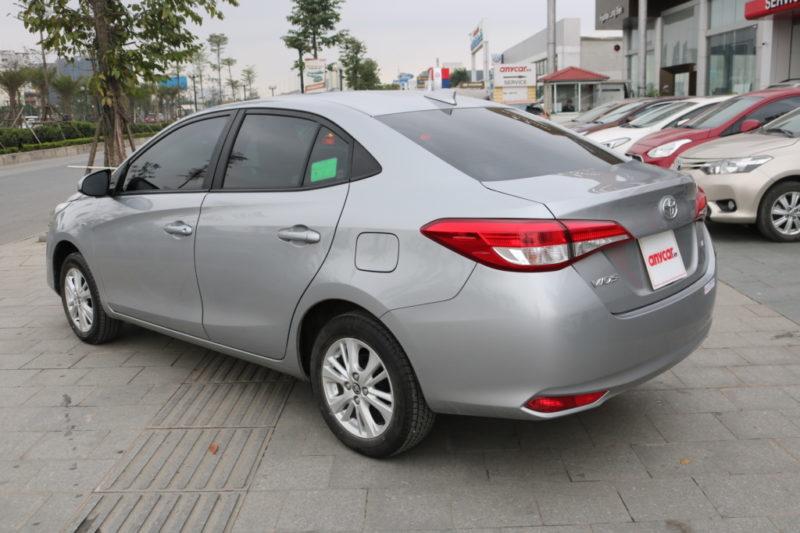 Toyota Vios 1.5MT 2018 - 5