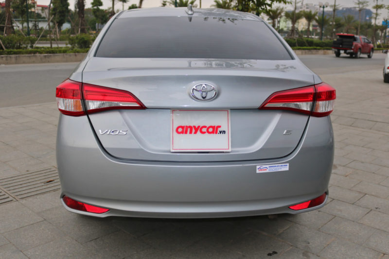 Toyota Vios 1.5MT 2018 - 6