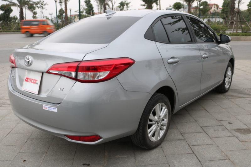 Toyota Vios 1.5MT 2018 - 7
