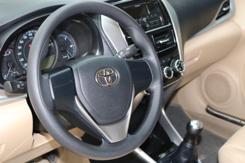 Toyota Vios 1.5MT 2018 - 15