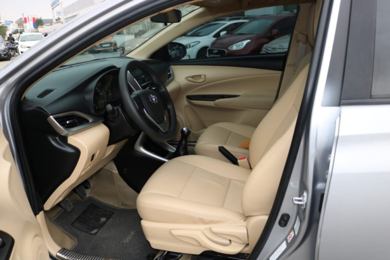 Toyota Vios 1.5MT 2018 - 13
