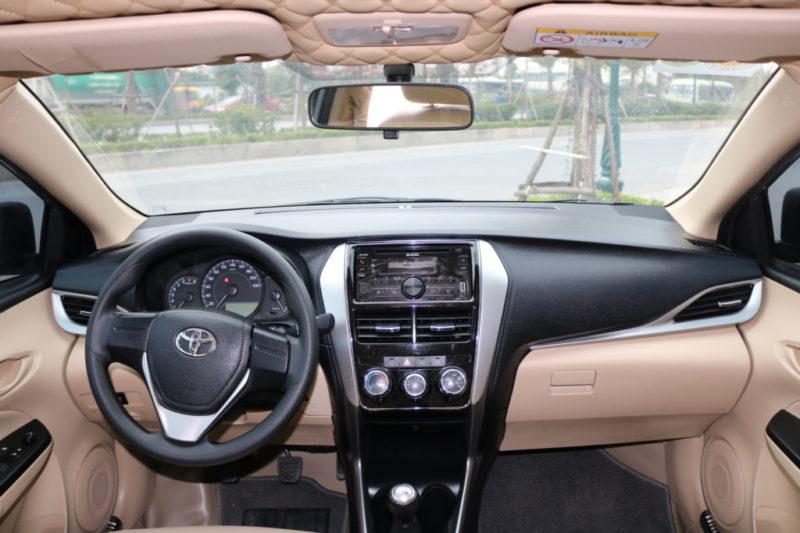 Toyota Vios 1.5MT 2018 - 14