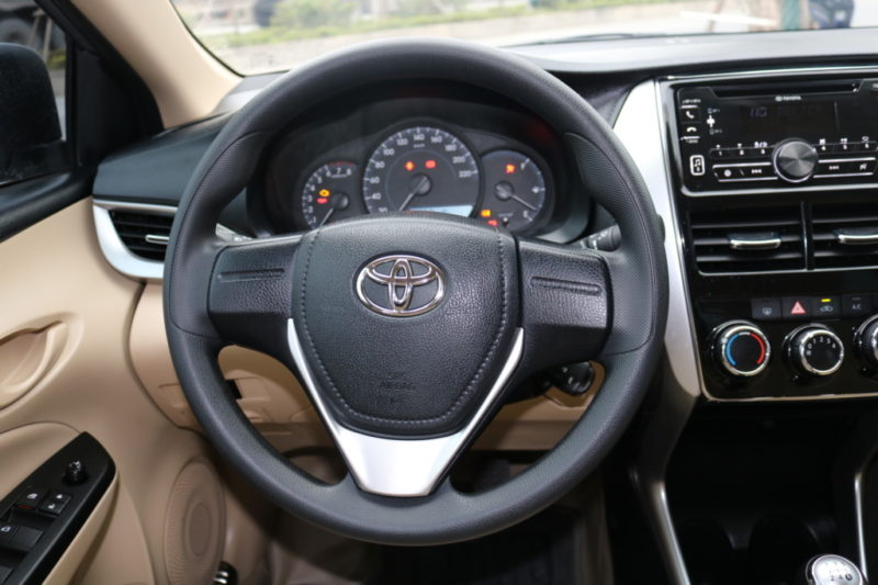 Toyota Vios 1.5MT 2018 - 17