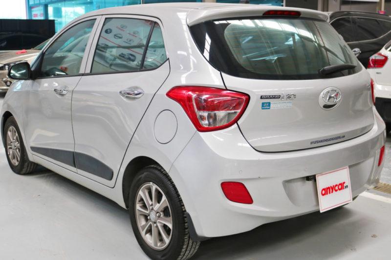 Hyundai i10 1.2AT 2016 - 5