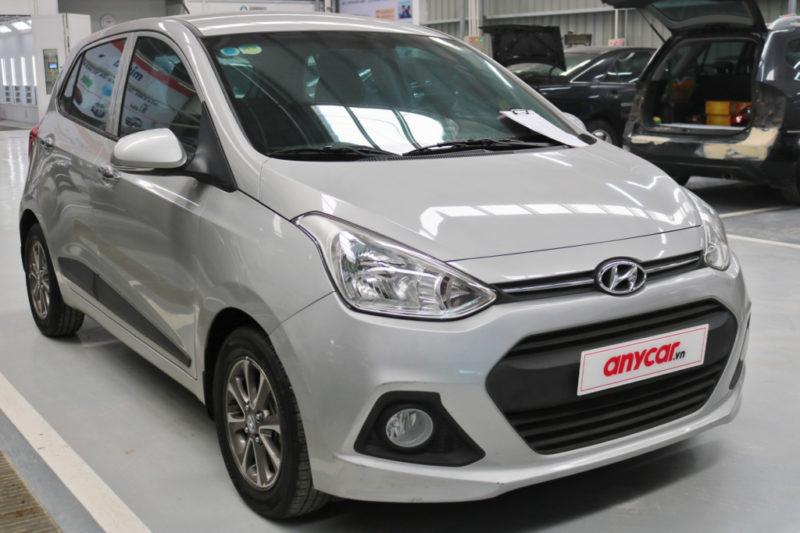 Hyundai i10 1.2AT 2016 - 1