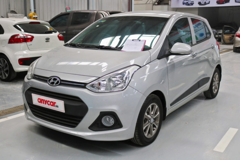 Hyundai i10 1.2AT 2016 - 3