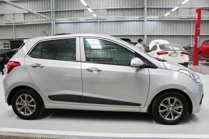 Hyundai i10 1.2AT 2016 - 8
