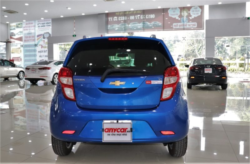 Chevrolet Spark 1.2MT 2018 - 5