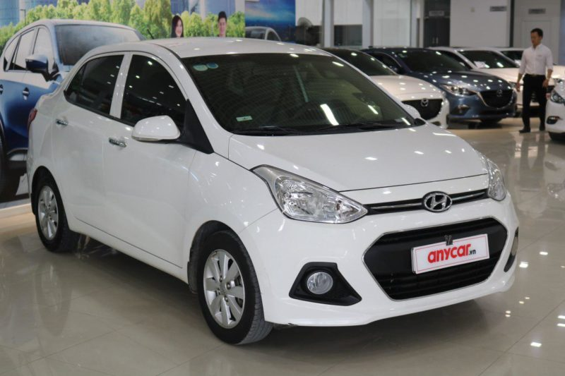 Hyundai Grand i10 Sedan 1.2MT 2016 - 1