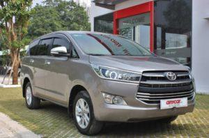 Toyota Innova 2.0MT 2017