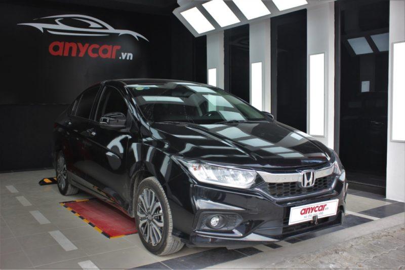Honda City 1.5AT 2017 - 1