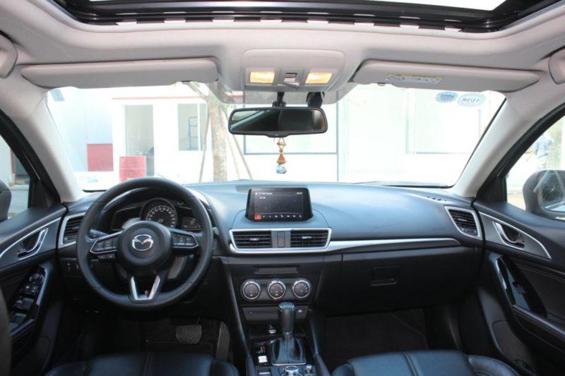 Mazda 3 1.5AT Facelift 2017 - 13