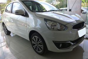 Mitsubishi Mirage 1.2AT 2016