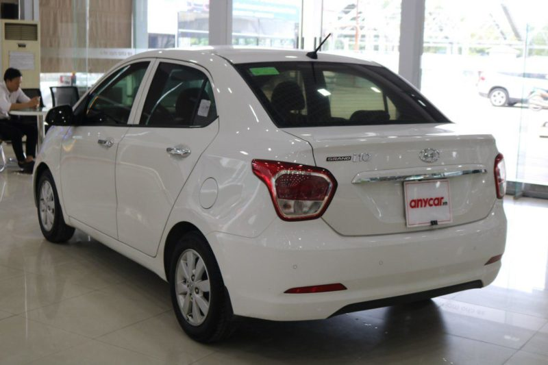Hyundai Grand i10 Sedan 1.2MT 2016 - 5