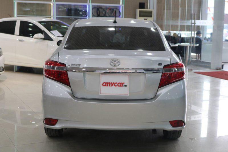 Toyota Vios G 1.5AT 2017 - 5