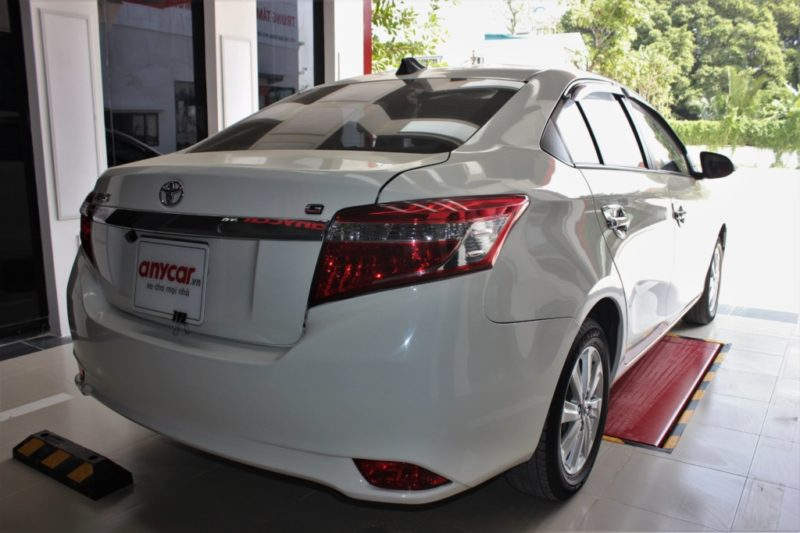 Toyota Vios G 1.5AT 2016 - 4